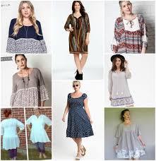 dresses plus size women dress 2017 pluslook eu collection