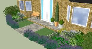front garden design design for a small front garden in longstanton garden design and