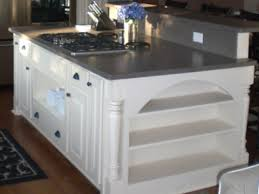 kitchen island with cooktop and oven simple but best modern