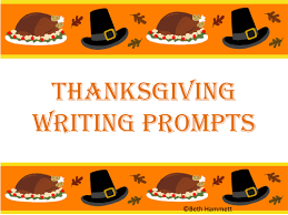 thanksgiving writing prompts by mbhammett teaching resources tes