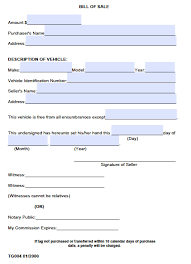 Simple Bill Of Sale Template For Car by Free Alabama Mvd Bill Of Sale Form Pdf Word Doc
