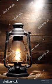 Old Lantern Light Fixtures by Old Fashioned Rustic Kerosene Oil Lantern Stock Photo 116088538