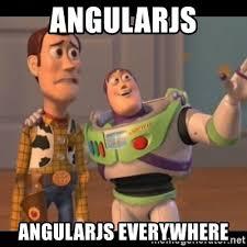 Meme Generator Javascript - angularjs angularjs everywhere x x everywhere meme generator