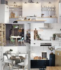 nordic decoration kitchen interior design ideas best kitchen design ideas with photos