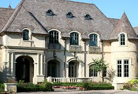 french chateau style home elevations pinterest architecture