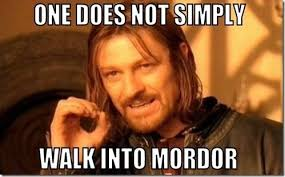 Lotr Meme - what is the best lotr meme quora