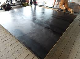 Rolled Laminate Flooring Rolled Steel Panels Non Warping Patented Honeycomb Panels
