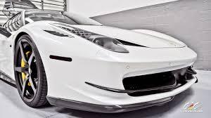 Ferrari 458 Black And White - ferrari 458 italia