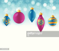 magenta and blue ornaments vector getty images
