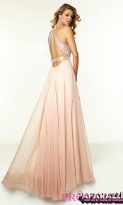 mori lee long v neck lace prom gown dress ml 97018
