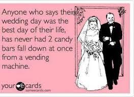 Wedding Day Meme - wedding day ecard