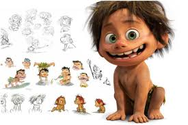 learn about pixar s process of designing characters from the ground