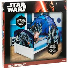 star wars bed retreat big w star wars bed retreat