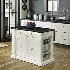 kitchen island home styles 5002 94 kitchen island white and