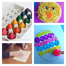 Easy Handmade Easter Decorations by 20 Easter Crafts To Make With Kids Boogie Wipes