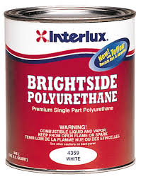 brightside polyurethane interlux fisheries supply