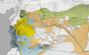 Kurdistan Map Kurds Fear The U S Will Again Betray Them In Syria The New
