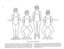 ballet class coloring pages pointe