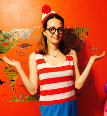 oriental trading company halloween where u0027s waldo halloween costumes for couples with oriental trading