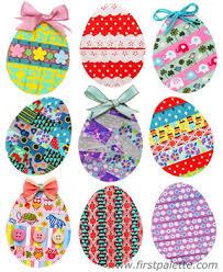 washi easer eggs craft crafts firstpalette
