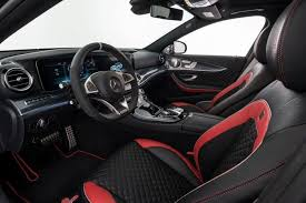 E63 Amg Interior The Brabus 700 Is A Mercedes Amg E63 With A Steroid Injection It