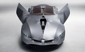 bmw future car is this the car of the future bmw builds roadster made from cloth