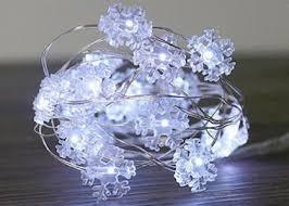 snowflake string of lights usb led fairy lights on sales quality usb led fairy lights supplier