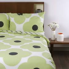 giant flower spot bedding pistachio luxury bedding u0026 bed linen