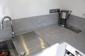 plan de travail cuisine gris plan de travaille plan de travail en quartz unistone grigio with