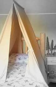 Boys Bed Canopy Size Bed Tent Custom Teepee Canopy For Boys Or
