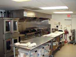 cook line and prep area commercial kitchen design layout