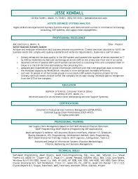 Business Analyst Resume Entry Level Best Business Analyst Resume Lukex Co