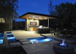 el pintado pool pavilion danville calif custom home magazine