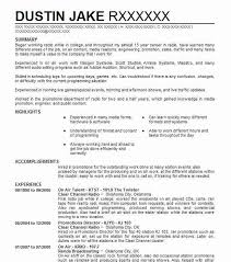 Resume Examples For Any Job by Media Planner Job Description Digital Media Planner Resume