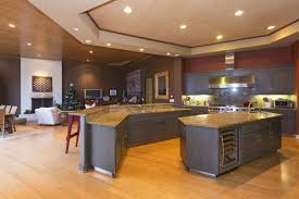 100 gourmet kitchen island 30 elegant contemporary kitchen