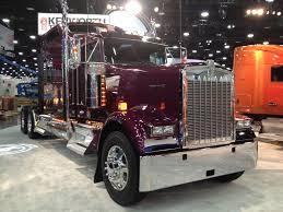 customized truck kenworth debuts customized premium truck