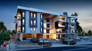 3d apartment apartment cut section ludhiana 3d power