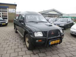 mitsubishi l200 2007 used mitsubishi l200 cars netherlands