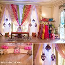 ladies sangeet u0026 mehndi decor by r u0026r event rentals punjabi
