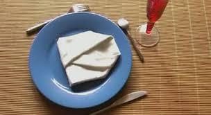 Pliage De Serviette En Papier 2 Couleurs Papillon by Pliage De Serviette Le Papillon Prima