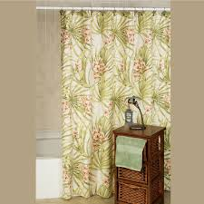 sea island tropical shower curtain click to expand
