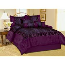 Blue And Purple Comforter Sets Queen Size Nursery Beddings Dark Purple Ruched Comforter As Well As Dark