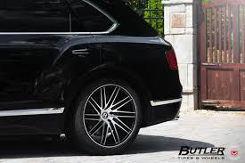 bentley bentayga rims vossen wheels