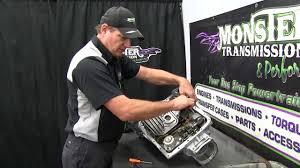 4l60e transmission rebuild manual curt u0027s corner how to replace a manual linkage in a 4l60e youtube