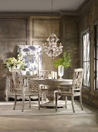round dining room table with leaf hooker furniture dining room chatelet round dining table with one