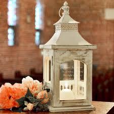 wedding memorial rustic wedding memorial candle lantern