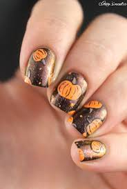 783 best nail art fall autumn and halloween images on pinterest