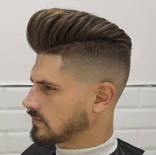 pompadour hairstyle pictures men s hairstyles 2017 pompadour haircut ideas with high fade for