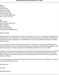 cover letter for research analyst equity research analyst cover