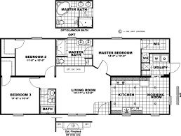 Double Master Bedroom Floor Plans by The Jones